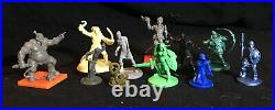 105 Random Miniatures for tabletop rpgs like dungeons and dragons & pathfinder