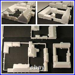 15mm Scale WATERLOO Hougoumont Farm buildings for Tabletop War-gaming