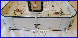 1960s NHL Playoff Hockey Tabletop Game Eagle Toys Canadiens VS Maple Leafs VIDEO