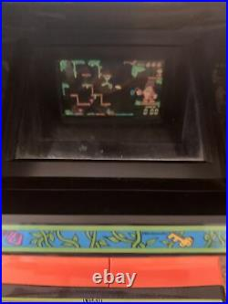 1983 COLECO NINTENDO ARCADE TABLETOP GAME DONKEY KONG JR withBOX Works Great