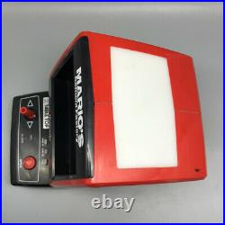 1983 Nintendo Tabletop Video Game MARIO'S CEMENT FACTORY Vintage Game