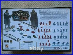 A Song Of Ice And Fire Tabletop Miniatures Game Kickstarter Hand Of King Pledge