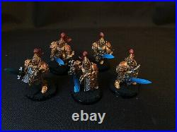 Adpetus Custodes Guardian Squad Tabletop Ready