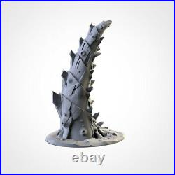 Alien Terrain Set of 8 Warhammer 40k Wargaming Terrain Table Top