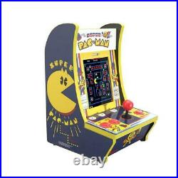 Arcade 1Up 4 Games SUPER PACMAN Countercade Tabletop Home Mini Arcade Rally X