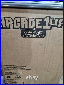 Arcade1Up Frogger 2-in-1 Countercade Tabletop Home Arcade Machine Game New