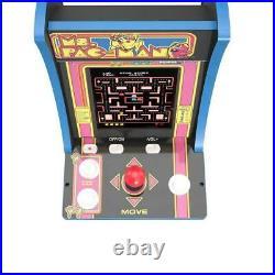 Arcade1Up MS. PACMAN 4 Games Mappy Rally X Countercade Tabletop Home Mini Arcade