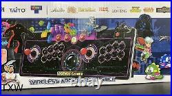 AtGames Legends Gamer Pro SE TableTop Arcade Black WiFi with 150 built in games