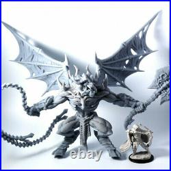 Baalzrodan the Demon King Miniature Dungeons and Dragons Tabletop RPGs Role Play
