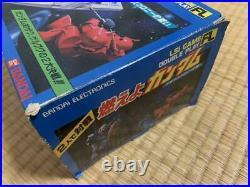 Bandai Game Watch LSI Game Burn Gundam Battle of Texas Colony 1985 Made in Japan