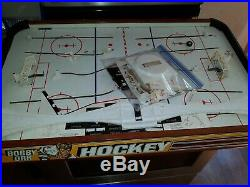 Bobby Orr 1973 Munro Gold Cup Table Top Hockey Game Orig. Box