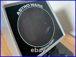 Boxed Grandstand Astro Wars Vintage 1981 Tabletop Electronic Game Excellent