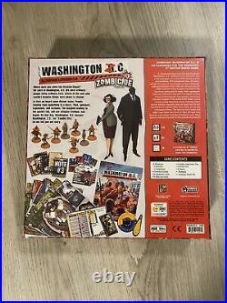 Brettspiel Zombicide 2nd Edition Kickstarter Presidential Pledge CMON Tabletop
