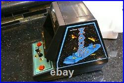 COLECO ZAXXON Vintage Electronic Handheld tabletop Arcade video game IN BOX