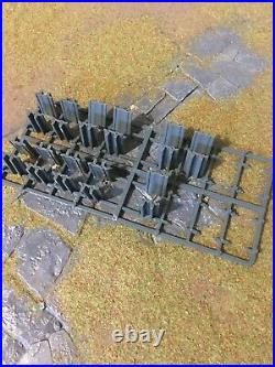 Citadel Realm of Battle table top terrain with case and clips