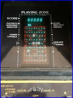 Coleco/Gakken super puck monster electronic tabletop mini arcade clone