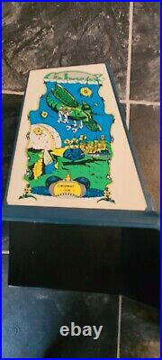 Coleco Galaxian Vintage Table Top Arcade Game