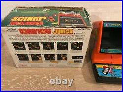 Coleco (Nintendo) Game & Watch G&W DONKEY KONG JR Table-Top BOXED, nice