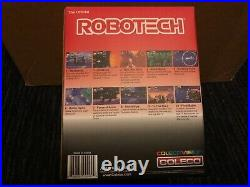 Coleco Vision Evolved, Table Top Mini Arcade Retro RAINBOW BRITE & ROBOTECH, NEW