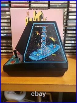 Coleco Zaxxon electronic tabletop mini arcade game, refurbished