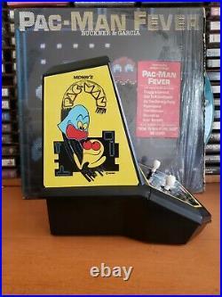 Coleco electronic tabletop mini arcade pac man game, refurbished