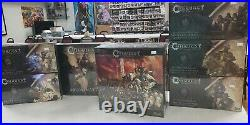 Conquest The Last Argument of Kings Tabletop Game ALL EXPANSIONS INCLUDED