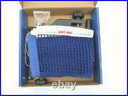 DHS P145 Table Tennis Net & Post Set For Top Games Professional