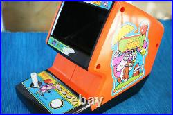 DONKEY KONG JUNIOR Tabletop Game & Watch (COLECO, NINTENDO). Deluxe Edition