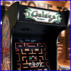 Doc and Pies Arcade Factory Galaga LCD Tabletop Machine with 412 Retro Games