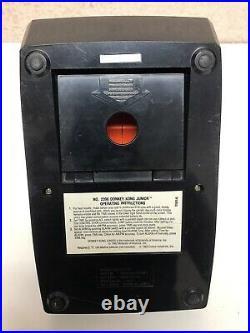 Donkey Kong Jr. Coleco Tabletop Mini Arcade Game Vintage Nintendo Tested 1983
