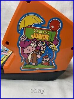 Donkey Kong Junior (Jr) Tabletop Arcade Coleco Nintendo 1983 Check Pics
