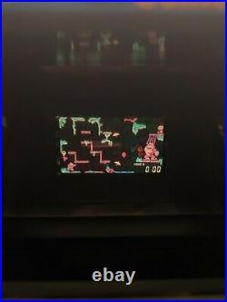 Donkey Kong Junior (Jr) Tabletop Mini Arcade Coleco Nintendo 1983 WORKS