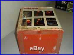 Donkey kong table top arcade game coleco nintendo in box 1981 2391
