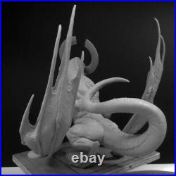 Dragon King 135 mm Hero from Kingdom Death Tabletop Game Resin Kit