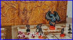 Dungeon Master Screen, Alduins Wall, D&D, Tabletop RPG