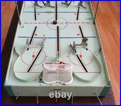 Eagle Power Play hockey game 1959 table top hockey