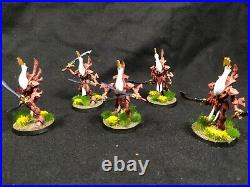 Eldar Craftworlds Army painted table top wraith