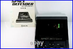 Epoch FL LSI Tabletop Game Space Defender Boxed Made in Japan 1982 Free Postage