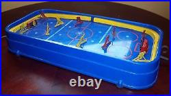 Foster Hewitt hockey game 1954 table top hockey game
