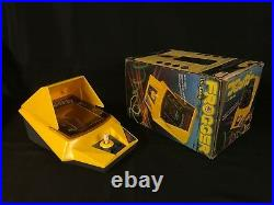 Frogger LSI Game Gakken Tabletop Arcade in Box with Manual & Box Inserts Working