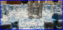 Frozen Cavern Crypt for Dungeons and Dragons Role Playing Table Top War Gaming