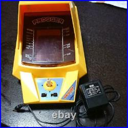 GAKKEN LSI Table Top GAME FROGGER retro game USED F/S