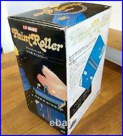 Gakken FL LSI Tabletop Game Paint Roller Boxed 1982 vintage retro Tested