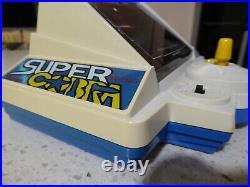 Gakken Super Cobra 1982 Lsi Tabletop Game