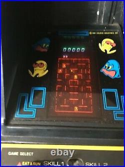 Game & Watch Pac man Coleco, nintendo, Gakken, bandai, Casio, table top, electronic