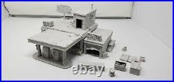 Gaslands Terrain Derelict Gas Station (28mm) Tabletop Wargame