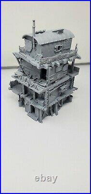 Gaslands Terrain Slum Stacks 28mm Tabletop Wargame