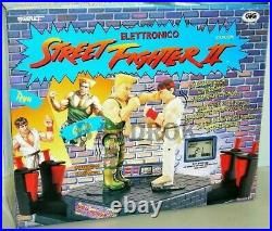 Gig Tiger Street Fighter Electronic Tabletop Video Game Hand-held New In Box