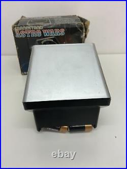 Grandstand Astro Wars Vintage Tabletop Game No Cable Or Battery Cover B13