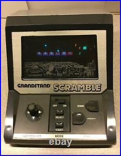 Grandstand Scramble Tabletop Game Box Instructions Near Mint Works Perfectly